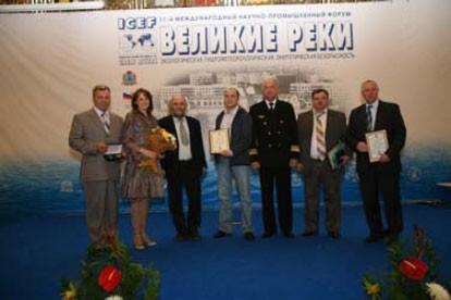 ВМЗ награжден золотой медалью за вклад в культурно-историческое наследие народов России