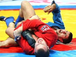 Еще две медали в копилке Выксунских самбистов