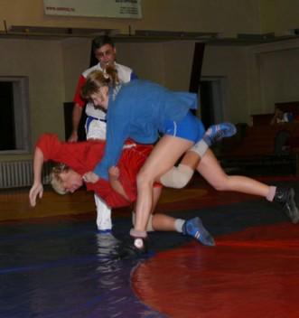 Чемпионат России 2011 по самбо пройдет в Выксе