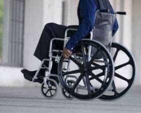 Инвалидам в Выксе пришлось выстоять очередь на морозе, чтобы получить инвалидные коляски