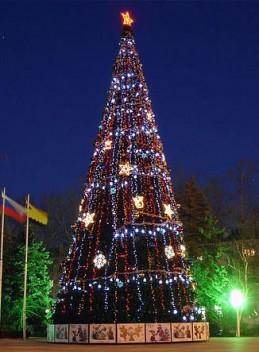 25 декабря состоится торжественная церемония зажжения главной елки Выксы