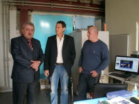 Состоялось открытие первого в Выксунском районе Израильско-российского медико-диагностического центра