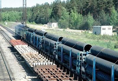Приток для «Nord Stream»