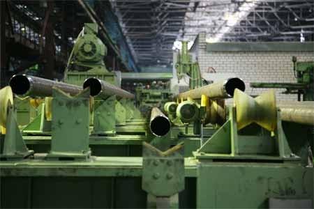 ВМЗ увеличил мощности по производству обсадных труб до 400 тыс. тонн