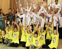 Выксунские таланты  успешно представили свой город на конкурсе юных талантов