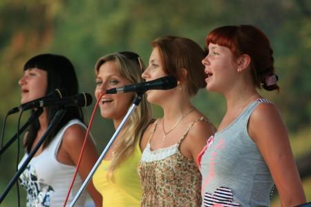 IV фестиваль бардовской песни «Наполним музыкой сердца»