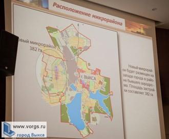 Первая стадия строительства «Выкса-Града» завершиться в2013 году