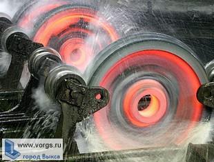 ВМЗ получил сертификаты на производство железнодорожных колес
