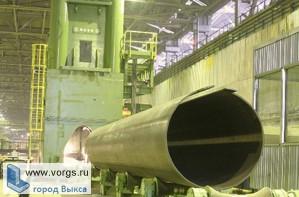 Производственные итоги Выксунского металлургического завода за первое полугодие 2011 года