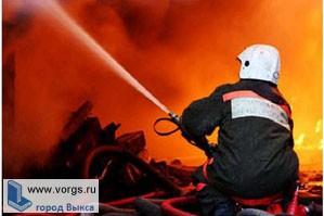 В Выксе во время пожара погиб инвалид