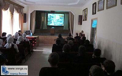 Выксу посетили представители Международного православного кинофестиваля