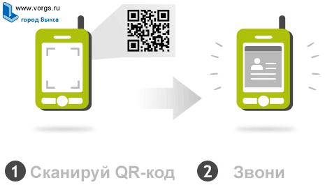 Теперь на нашем сайте есть QR-коды