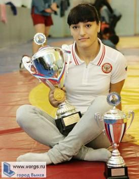 Выксунская спортсменка стала победительницей Кубка мира по самбо