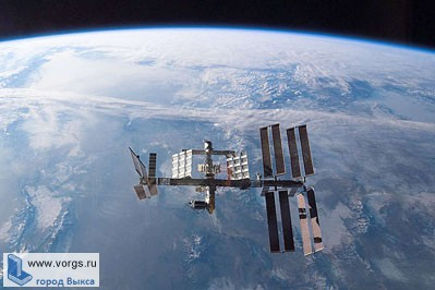 Поздравления с открытием МКС-5000 прилетели с орбиты