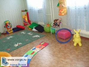 В поселке Шиморское открылся семейный сад