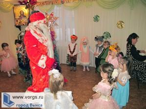 """В детсаду """"Колокольчик"""" состоялся Рождественский утренник"""