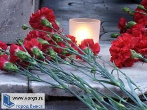 В Выксе почтили память погибших воинов-интернационалистов