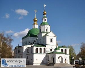 Выкса является частью Нижегородской митрополии