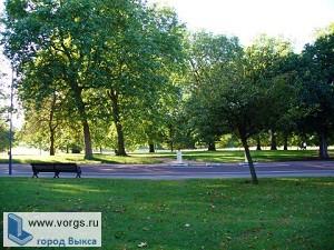 В Выксе образуют сад для прогулок и отдыха горожан
