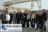 ВМЗ провел первую акцию «Ровесник ОМК»