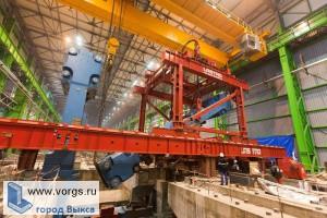 ВМЗ готовит проект по строительству второй очереди литейно-прокатного комплекса
