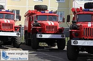 Вулканизатор привел к пожарам в Выксунском районе