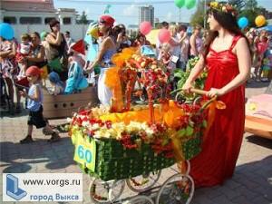 В Выксе пройдет парад колясок