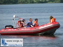 В Нижегородской области при купании тонут люди