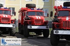В Выксе зарегистрированы 4-е классы пожароопасности лесов