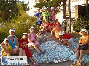 Для детей из Выксы «ОМК-участие» организовал поездку в Анапу
