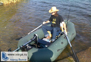 В Выксе будет проведен чемпионат по ловле рыбы спиннингом