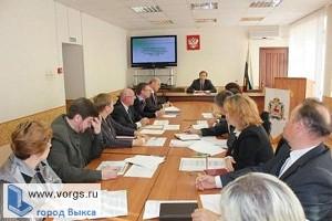 В администрации г. Выкса проведено заседание по профилактике дорожно-транспортного травматизма