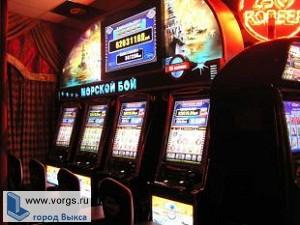 В Выксе закрыли клуб азартных игор