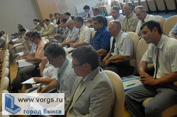 Работники ЗАО «Автокомпозит» встретились с руководством Выксы