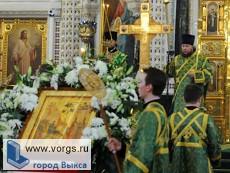 В Выксунской церкви скончался мужчина