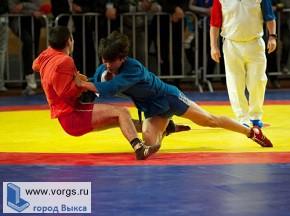 Самбисты из Выксы на первенстве Нижегородской области завоевали 8 медалей