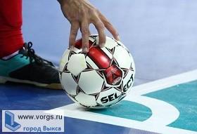 В Выксе завершен первый круг чемпионата по мини-футболу среди мужчин
