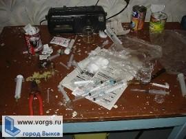 В Выксе осудили организатора наркопритона