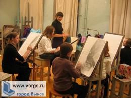 На поддержку художественной школы выделили больше 300 тысяч рублей