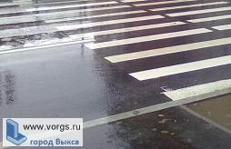 В Выксе сбили школьницу прямо на пешеходном переходе