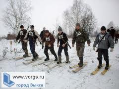 В Выксе 23-го февраля будут проведены соревнования по охотничьему биатлону