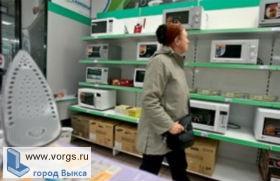 В Выксе магазин бытовой техники и электроники «Euronics» предлагает скидки до 25%