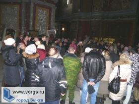 В Выксе епископ Варнава встретился с православной молодежью