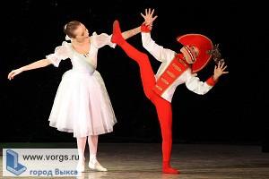 В Выксе «ОМК-Участие» организовывает показ балета «Щелкунчик»