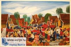 В деревне Грязная прошла «Ярмарка ремёсел»