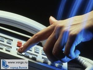 В Выксе И. А. Шолохов провел телефонную линию по вопросам защиты прав несовершеннолетних