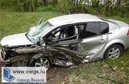 Водитель Рено сгорел в собственной машине