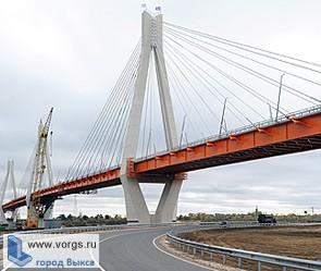 Муромский мост через реку Оку стал «Самым красивым мостом России»