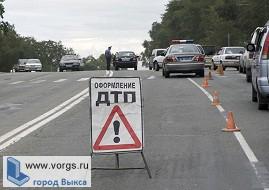 Пьяный водитель ВАЗа протаранил 2 машины