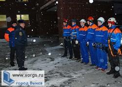 За неделю аварийно-спасательный отряд Выксы выезжал 6 раз